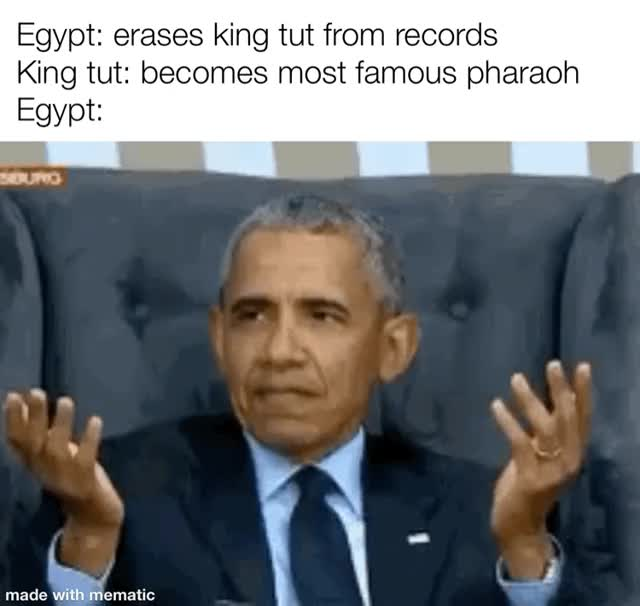 Watch and share Barack Obama GIFs and Egypt GIFs on Gfycat