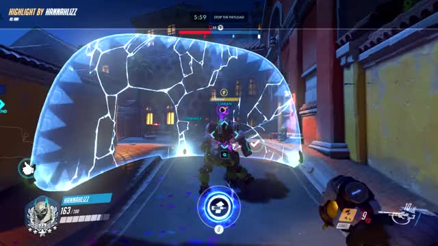 Watch orisa?????? GIF by hannahlizz (@hannahlizz) on Gfycat. Discover more related GIFs on Gfycat