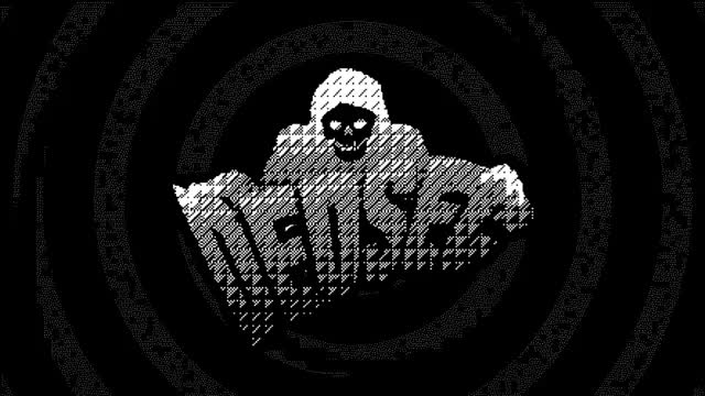 Watch and share Dedsec Skull Noise By Junguler-da6229q GIFs on Gfycat