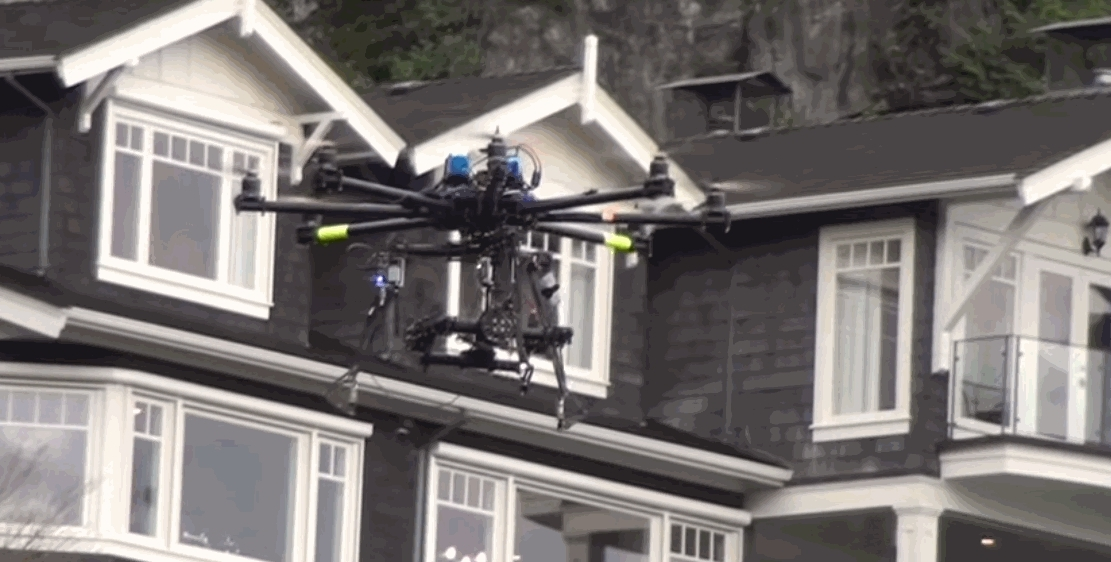 Multicopter, multicopter, The multicopter planing effect in real life GIFs