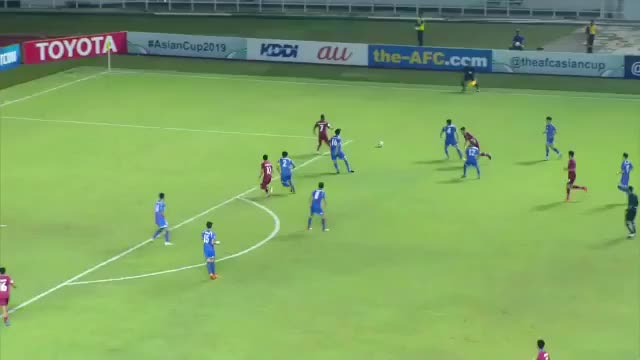 Watch and share U19 Qatar 7 GIFs by Phong Mieu Nguyen on Gfycat