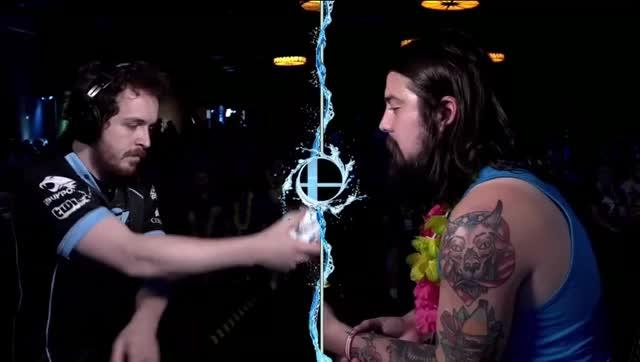 Smash'N'Splash 3 - SFAT vs. mang0