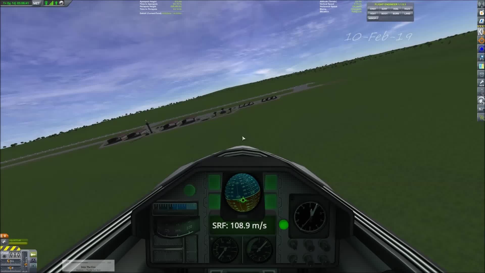 Kerbal, NearMiss, Aerobatics 03 GIFs
