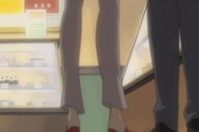 animegifs, I'm Taking You Home [Higurashi When They Cry] (reddit) GIFs