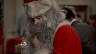Watch this kris kringle GIF on Gfycat. Discover more christmas, drew barrymore, father christmas, happy holidays, holiday, kris kringle, santa, santa claus GIFs on Gfycat