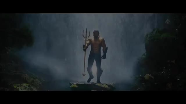 Watch this aquaman GIF on Gfycat. Discover more Aquaman, aquaman, arthur curry, atlantis, dc comics, quindent, trident GIFs on Gfycat