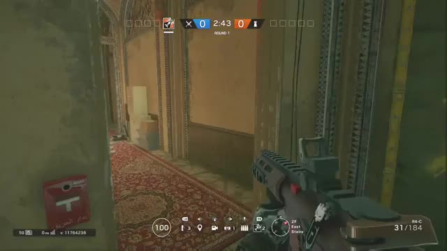 Watch and share Drone Spot Rainbow6 GIFs on Gfycat