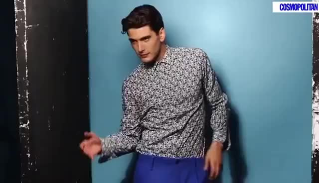 Watch and share Yon González The Cosmo Guy (el Chico Cosmo) GIFs on Gfycat