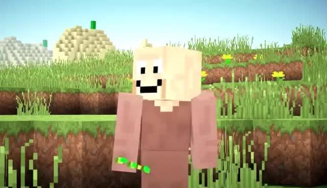 Minecraft, Minecraft GIFs