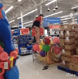 Watch and share Wal Mart GIFs on Gfycat