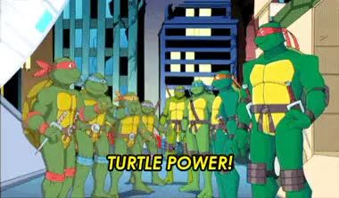 Watch and share Tmnt 1987 GIFs and Tmnt 2003 GIFs on Gfycat