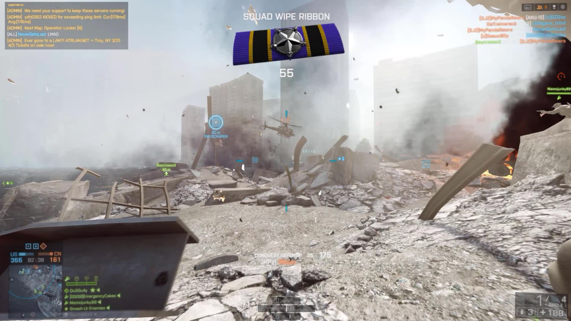 BF4, Battlefield_4, Rockets, No Helicopters allowed GIFs