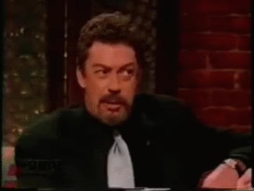 Watch tim curry GIF on Gfycat. Discover more related GIFs on Gfycat