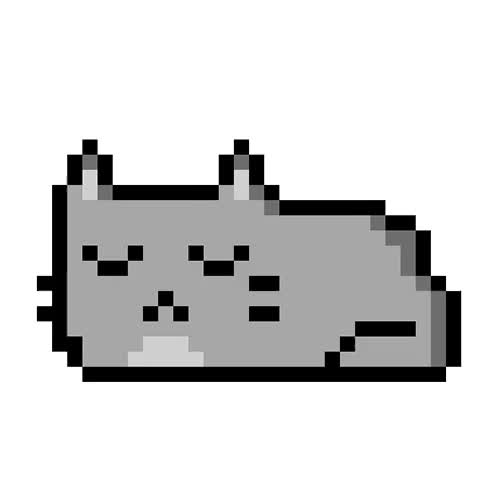 Watch and share Sleeping Cat GIFs on Gfycat