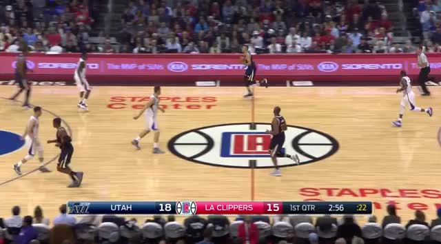Watch and share Dante Steve Nash Move GIFs by obiwaz on Gfycat