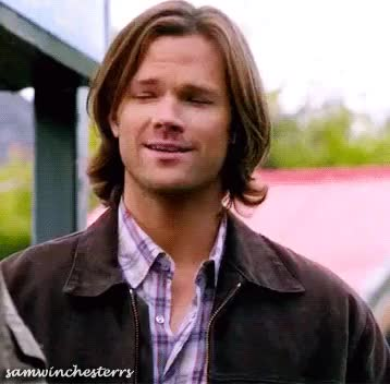 Watch and share Sam Winchester Gif GIFs and Spn Season Three GIFs on Gfycat