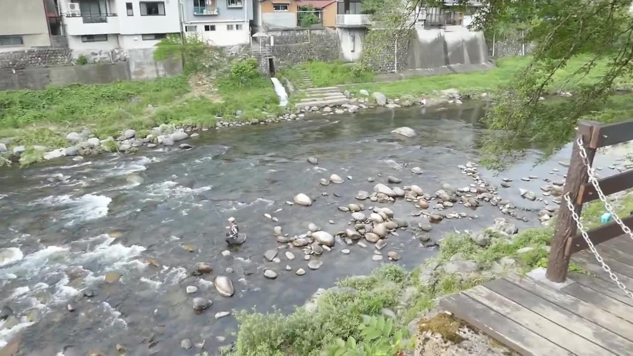 Nhật Bản: Con suối sạch nuôi sống hơn 18.000 người của một thành phố