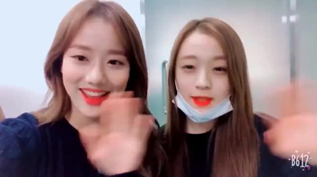 Watch and share Honeycam 2018-02-06 22-31-16 GIFs by 키키붐 on Gfycat