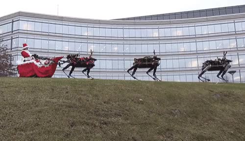 Watch Boston dynamics doing their thing GIF on Gfycat. Discover more related GIFs on Gfycat
