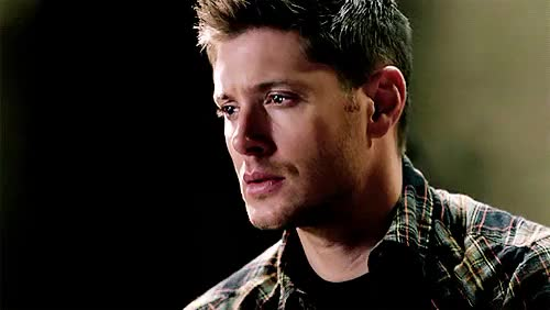 Watch and share The Hunter Games GIFs and Dean Winchester GIFs on Gfycat