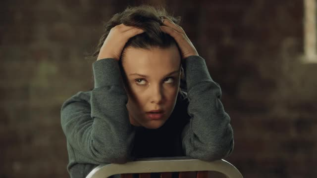 Watch this crazy GIF by The GIF Smith (@sannahparker) on Gfycat. Discover more Millie Bobby Brown, annoyed, crazy, exhausted, over it, smh GIFs on Gfycat