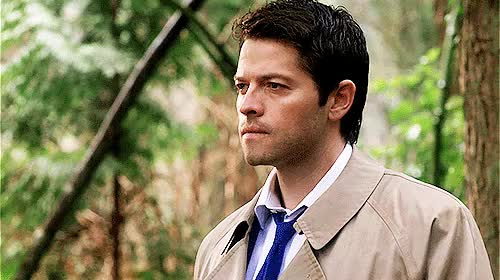 Watch and share Misha Collins GIFs and Let It Bleed GIFs on Gfycat