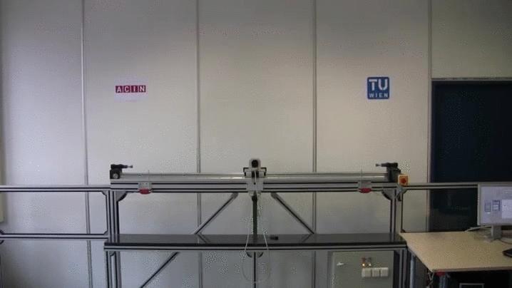 reversegif, Badly programmed robot with a triple pendulum (reddit) GIFs