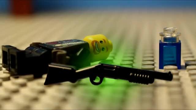 Lego Fortnite Battle Royale Brickfilm Gif Find Make Share