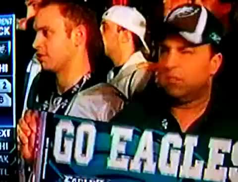 Watch and share Eagles Fans GIFs on Gfycat