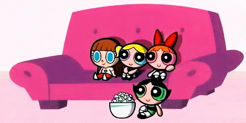 Watch and share The Powerpuff Girls GIFs and Robin Snyder GIFs on Gfycat