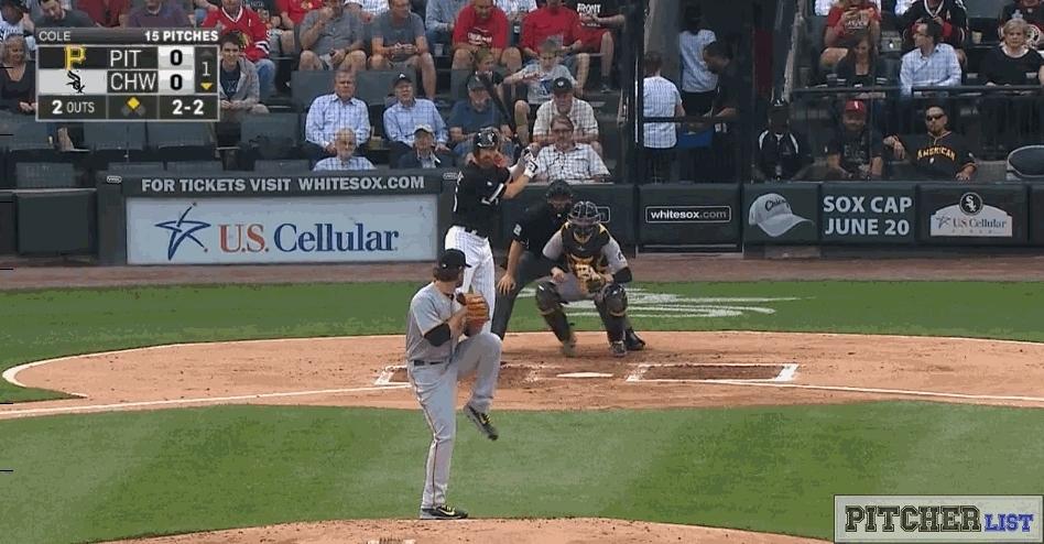 baseball, mlbtheshow, Gerrit Cole's Fastball (reddit) GIFs