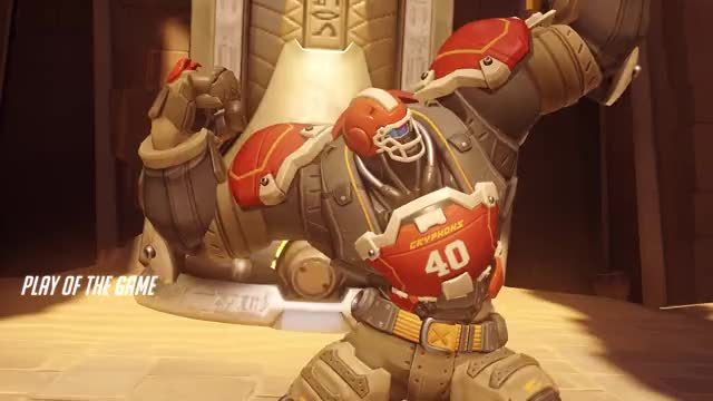 Watch edge stall GIF by @deadco on Gfycat. Discover more overwatch, potg, reinhardt GIFs on Gfycat