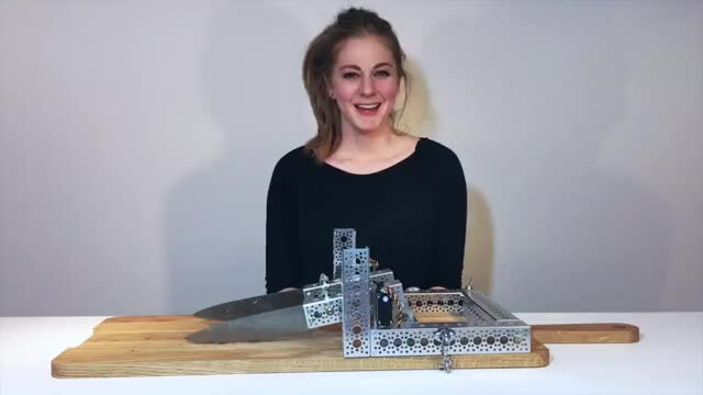 Watch and share Simone Giertz GIFs and Celebs GIFs on Gfycat