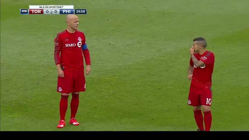 Giovinco Goal vs. Philadelphia GIFs