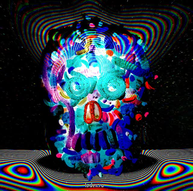 Watch and share Psy Trance GIFs on Gfycat