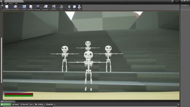 Watch and share Skeleton Fracture Test GIFs by Pie On A Plate Productions on Gfycat