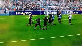 Watch and share Fifa Celebration GIFs on Gfycat