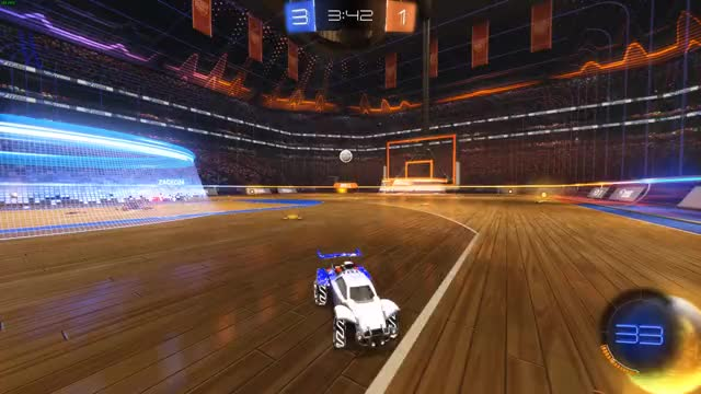 Watch and share Rocket League GIFs and Hoops GIFs by radiocage on Gfycat