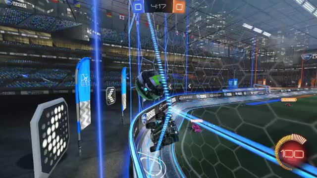 Watch and share Rocket League GIFs and Flip Reset GIFs by platymusprime on Gfycat