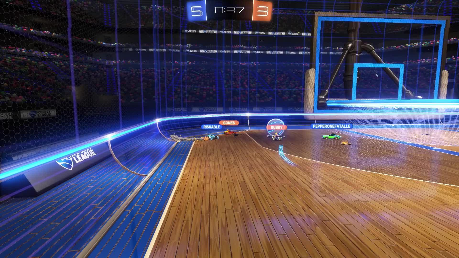 Hoops, Riskable, Rocket League, RocketLeague, Stop. Just Stop. GIFs