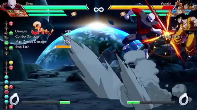 Watch and share The Progenitor GIFs and Dbfz GIFs on Gfycat