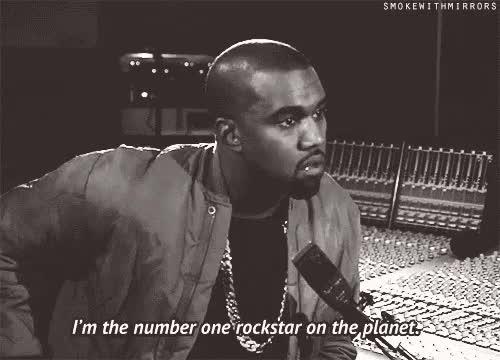 Watch 12 frases de Kanye West explicando por qué es el puto amo de la generación selfie |The Idealist GIF on Gfycat. Discover more khalid GIFs on Gfycat