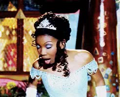 Watch never say never GIF on Gfycat. Discover more 5k, brandy norwood, cinderella, cinderellaedit, disneyedit, fairy godmother, giffing my nostalgia, rodgers and hammerstein cinderella 1997, whitney houston, ♥ GIFs on Gfycat