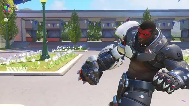 Watch Sit Down, Old Man GIF on Gfycat. Discover more highlight, overwatch GIFs on Gfycat