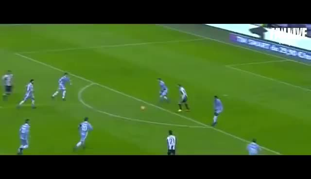 Watch and share Paulo Dybala Vs Lazio (Home) 22/01/2017   HD GIFs on Gfycat