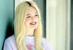 Watch and share Elle Fanning GIFs and By Anna GIFs on Gfycat