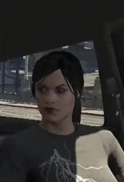 Watch Why isn't Paige's face HD? : GrandTheftAutoV GIF on Gfycat. Discover more related GIFs on Gfycat