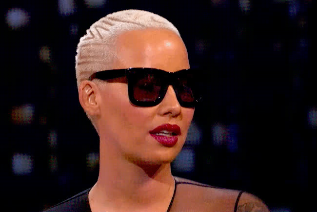 amber rose, amber rose tyreese rev run sexual assault no means no GIFs
