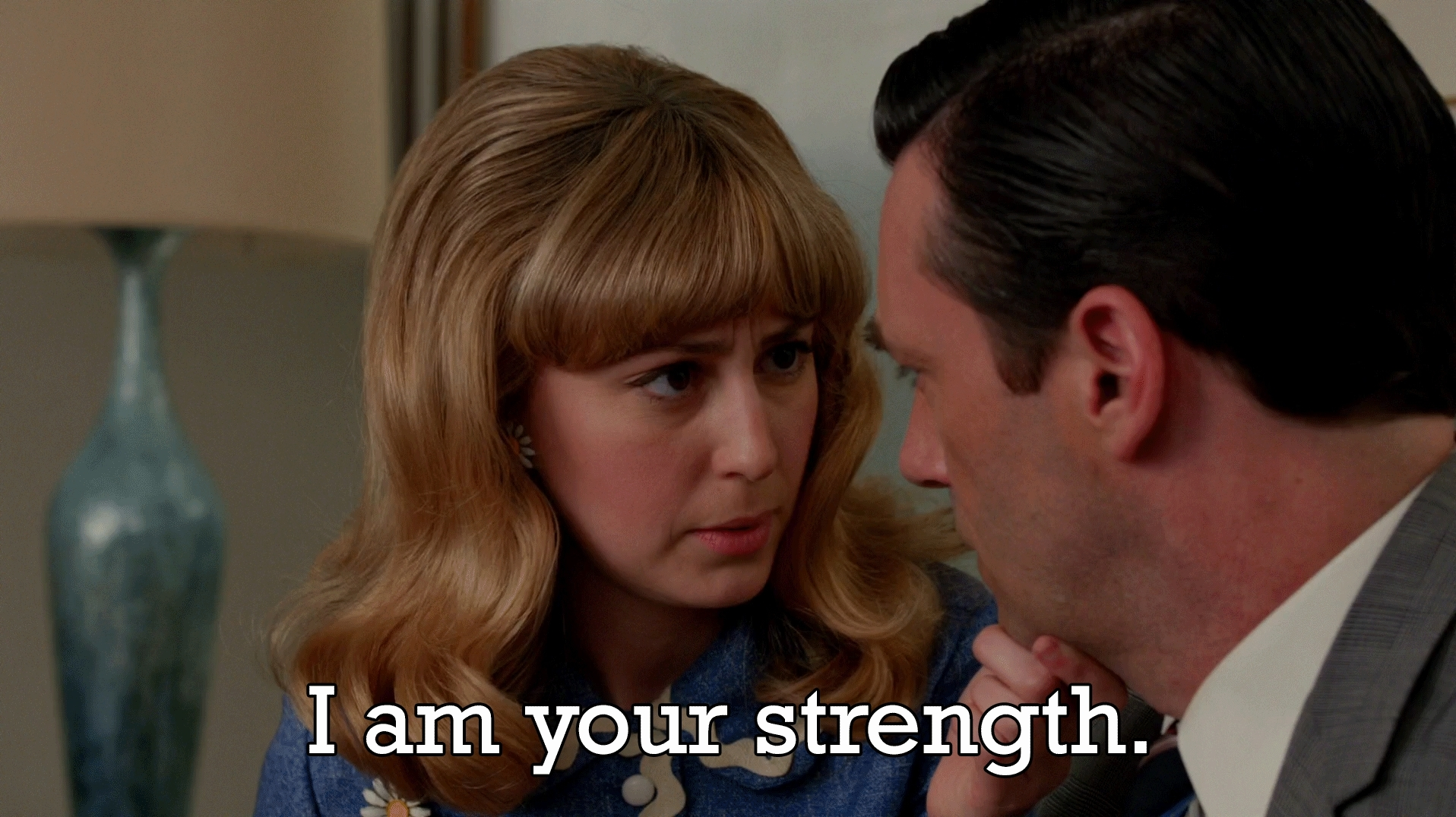 Jon Hamm, MadMen, Strength, madmen, I am your strength GIFs
