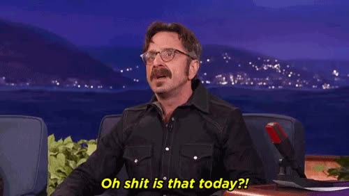 Watch and share Marc Maron GIFs on Gfycat